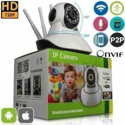 Câmera IP Wi Fi babá eletrônica