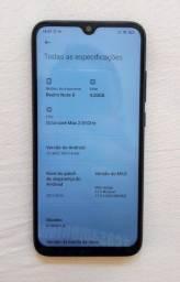 Celular Xiamo Redmi Note 8 64Gb 4Gb RAM usado