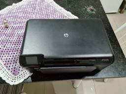 Vendo Impressora HP modelo D110a, com recargas para cartuchos