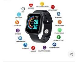 Relógio Smartwatch Inteligente<br><br>D20
