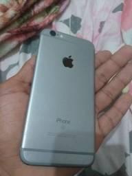 iPhone 6s pestana normalmente