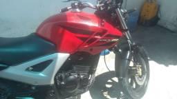 Moto Twister 2008