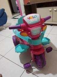 Vendo motoca velo baby de empurrar da Bandeirantes