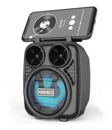 Título do anúncio: Caixinha De Som Portátil Com Bluetooth