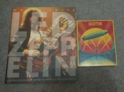 Led Zeppelin ? Livro + DVD Celebration Day