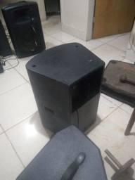 Caixa amplificada 15