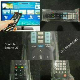 Controle Remoto para LG SmarTV