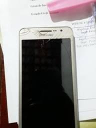 Samsung Galaxy gran pram