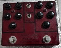 Pedal de Guitarra Dual Lotus Drive - Wilson Effects