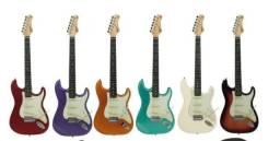 Guitarra Tagima Woodstock Strato Tg 500