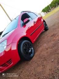 Ford Fiesta street 06/07
