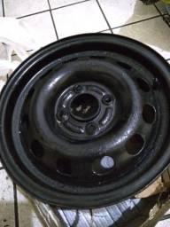 Roda de ferro Ford aro 14
