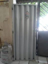 Portão em Alumínio Pedestre