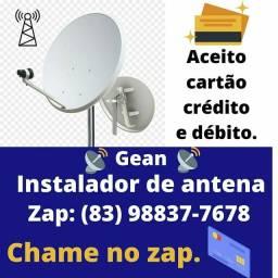 Instalador antenas