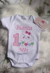 Body Personalizado para bebê