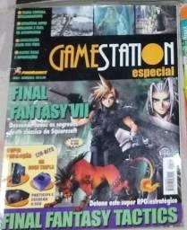 Revista GamesStation 8 Edição Especial Rara