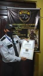 Curso de Agente de Portaria//Fiscal de Loja