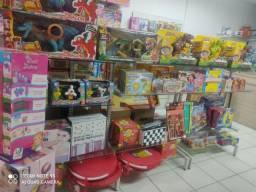 Vendo Loja de brinquedos completa