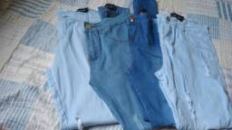 Calça Jeans Skinny Detroit