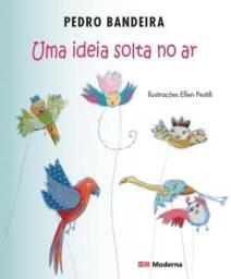 Livro Uma ideia solta no ar