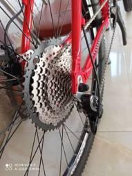 Bike aro 29 tamanho 17 Nova sem uso