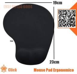 Mouse Pad Ergonomico com apoio de punho super confortável