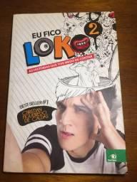 Livro Eu Fico Loko 2 Christian Figueiredo