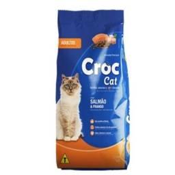 Ração croc cat 25kg