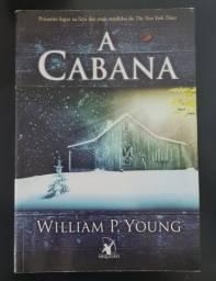 Livro- A Cabana (William P. Young ) - Imperdível Aproveite