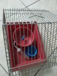 Casinha para hamster nova