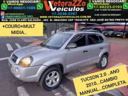 Hyundai tucson 2010 2.0 mpfi gl 16v 142cv 2wd gasolina 4p manual