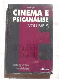 Cinema e Psicanálise - vol 5 - Christian Ingo Lenz Dunker