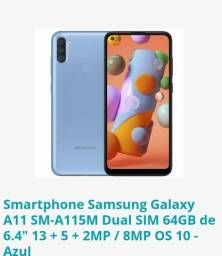 Samsung A 11 novo