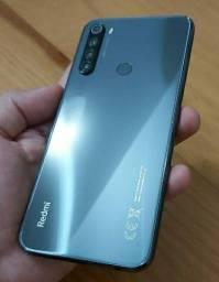 Smartphone Xiaomi Redmi Note 8T 64GB (Semi novo)