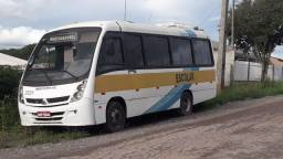 Microônibus aceito proposta