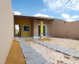 Casa à venda, 83 m² por R$ 155.000,00 - Aquiraz - Aquiraz/CE