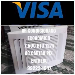Título do anúncio: Ar Condicionado Electrolux Ac Cartão pix