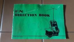 Máquina de Costura Overlock Portátil FN2