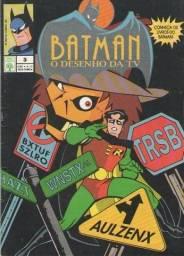 Batman O Desenho da TV - Ed. 03 - 1994 - Revista em Quadrinhos DC-Abril