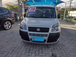 Fiat Doblo essence 1.8 ((2020))(GNV)