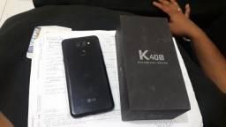 K40s 32gb novo na caixa