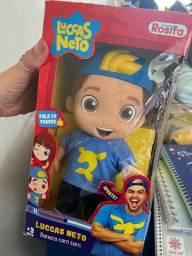 Boneco Original do Luccas Neto