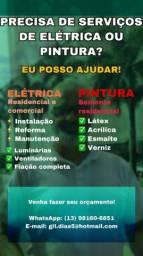 Eletrista / Pintor