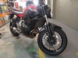 Yamaha MT07 - Buiatty Motors