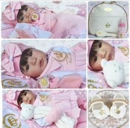 Bebê Reborn em até 10x sem juros