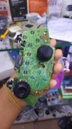 Conserto de controle de PS2, PS3, PS4, PS5, Xbox one, Xbox 360, Xbox série x