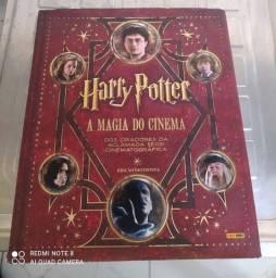 Livro Harry Potter. A magia do cinema.