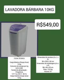Lavadora Bárbara