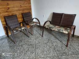 Vendo conjunto de cadeiras