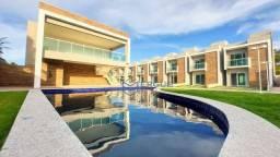 Casa com 3 dormitórios à venda, 100 m² por R$ 300.000,00 - Parque Havaí - Eusébio/CE